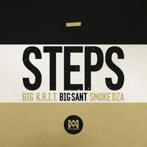 Big K.R.I.T. feat. Big SANT & Smoke DZA - Steps (Prod. By Big K.R.I.T.) - Noisey Premiere