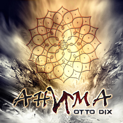 Otto Dix - Шакти (fragment)