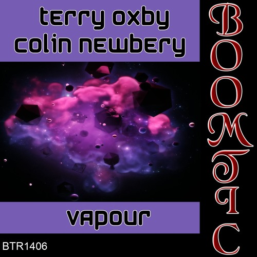 BTR1406 : Terry Oxby & Colin Newbery - Vapour RELEASE DATE 26.4.14