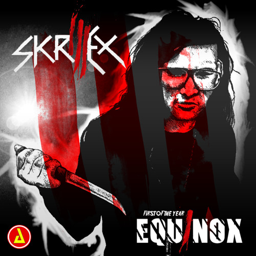 Skrillex - First of the year (DJ AND'y re-rub)