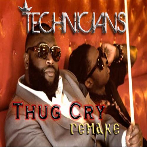 Rick Ross feat. Lil Wayne - Thug Cry Instrumental w/Hook(Technicians Remake)