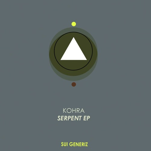 Kohra - Serpent / Mirror Maze (Sui Generiz)