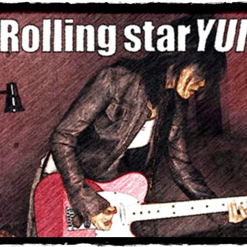YUI - Rolling Star Guitar Cove...