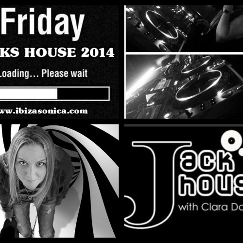 DEEP JOURNEY JACKS HOUSE Recorded Live on IBIZA SONICA by Clara Da Costa