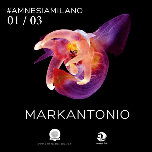 Markantonio Live @ Amnesia Milano 01/03/2014