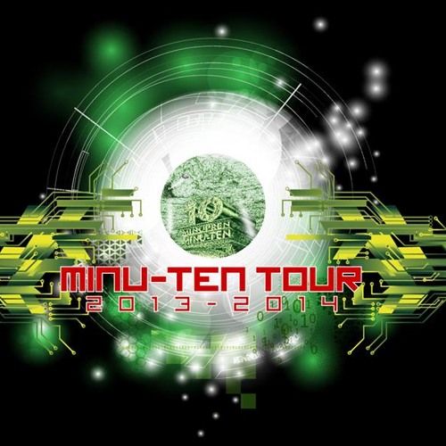 Minu-Ten Tour @ Abfahrt Wuerzburg - Kamikatze Club 07.02.2014