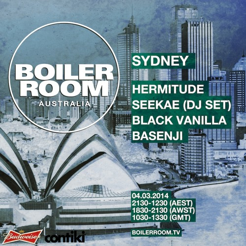 Boiler Room Sydney - Hermitude