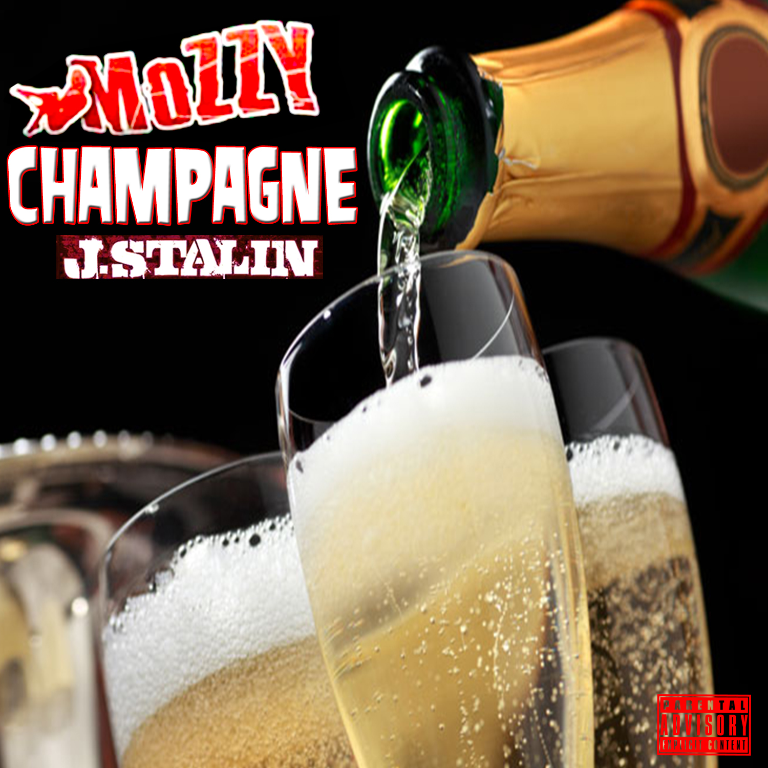Mozzy ft. J. Stalin - Champagne [Thizzler.com]