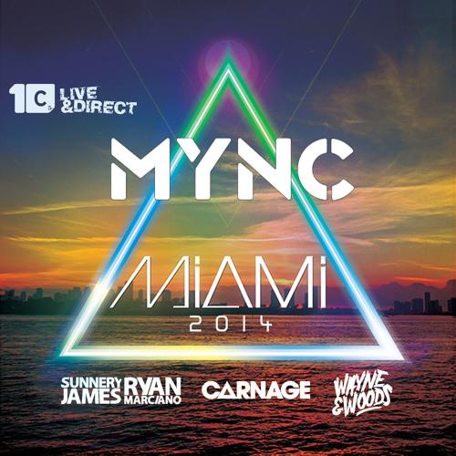 Cr2 Live & Direct Miami 2014 - MYNC Minimix