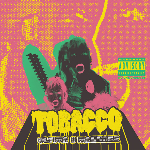 TOBACCO - Eruption (Gonna Get My Hair Cut At The End Of The Summer)