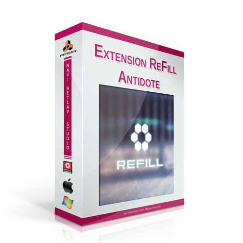 Extension Refill - Antidote - Demo 1