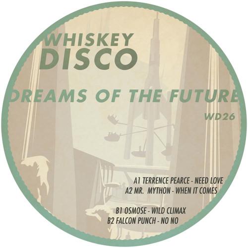 Wild Climax - Osmose rework VINYL Whiskey Disco WD26