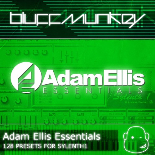 Adam Ellis Essentials (Sylenth 1 Sound Bank)