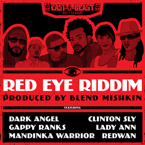 Blend Mishkin ft Gappy Ranks - Boom Draw (Red Eye Riddim) NOW AVAILABLE