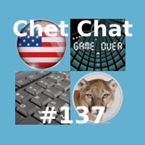 Chet Chat 137 - Mar 5, 2014