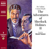 THE ADVENTURES OF SHERLOCK HOLMES II by Arthur Conan Doyle, read by David  Timson
