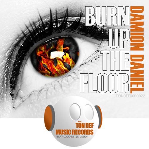 Damion Daniel - Burn Up The Floor [Ton Def Records]