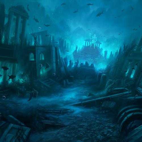 Li-z  - Underwater Island