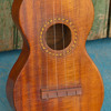 1910s Leonardo Nunes flamed koa soprano ukulele (demo)