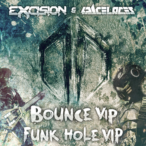 Excision & Space Laces - Destroid 7 Bounce VIP
