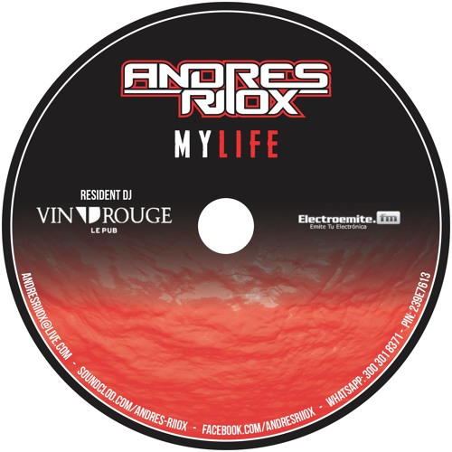 ANDRES RIIOX - MY LIFE - SPECIAL SESSION