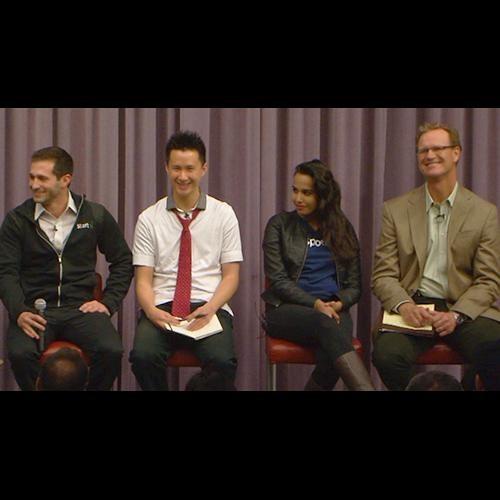 Cameron Teitelman, Joseph Huang, Milt McColl, Smita Saxena - Acceleration Through Community