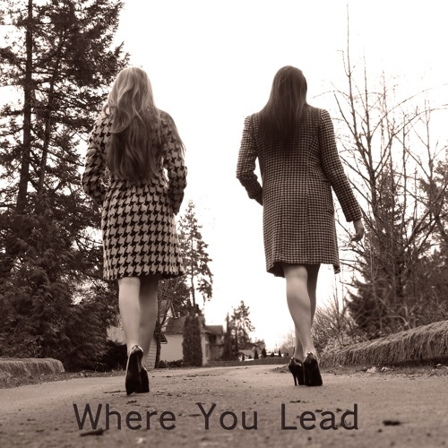 Where You Lead (Cover) - Hayley & Emily Rathburn