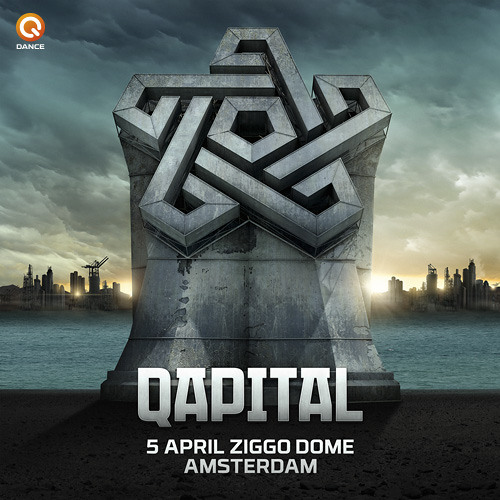 QAPITAL 2014 | Raw & Uncut | Digital Punk Promo Mix