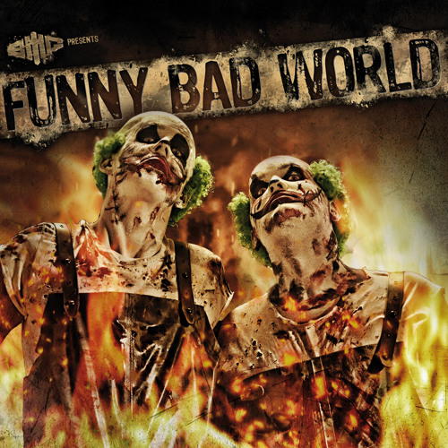 "BMG aka Brachiale Musikgestalter ""Funny Bad World"" Album preview"