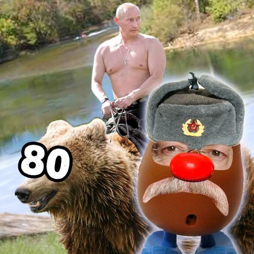 80: Putin's Sexy Bin War Newsletter