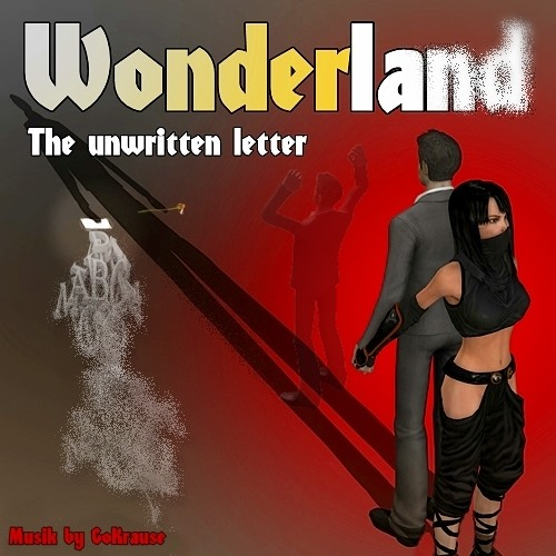 The unwritten letter (Track 27 - Wonderland)
