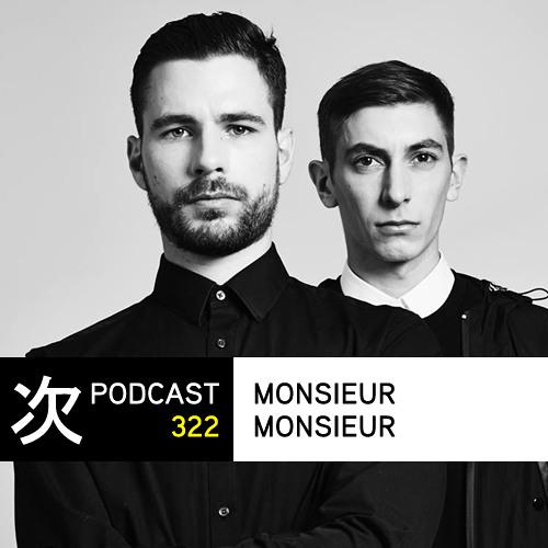 Monsieur Monsieur - Tsugi Podcast 322