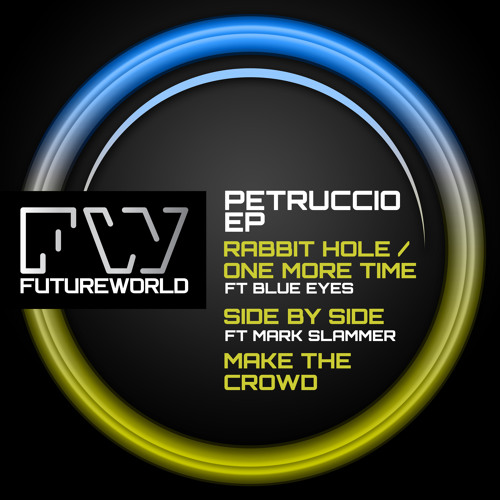 PETRUCCIO EP - OUT NOW AT ALL STORES !! See Description For Links
