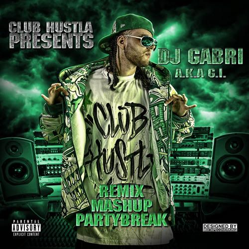 DJ Gabri a.k.a G.I. - Black & Yellow Partybreak