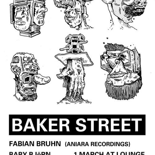 Baker St - Fabian Bruhn, DJ Ben, Brodie - March 2014