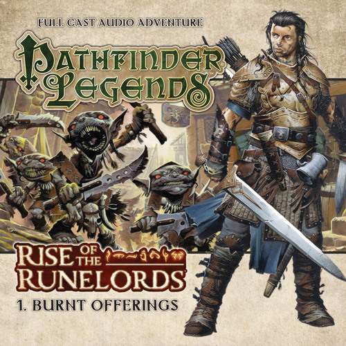 Pathfinder - Burnt Offerings 1.1(trailer)