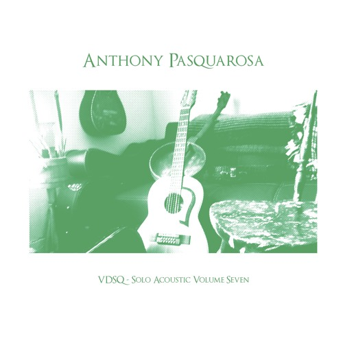 "Anthony Pasquarosa-  ""Nice Enough For Spectres"""