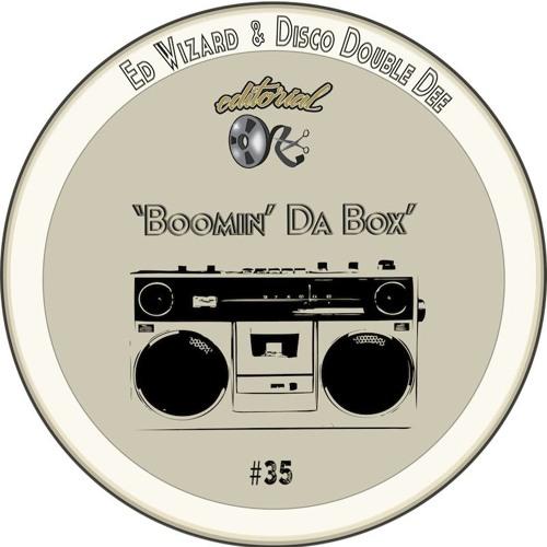 Ed Wizard & Disco Double Dee- Upside Da Funk **