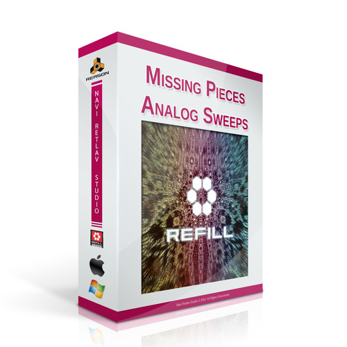Missing Pieces - Analog Sweeps -TESER
