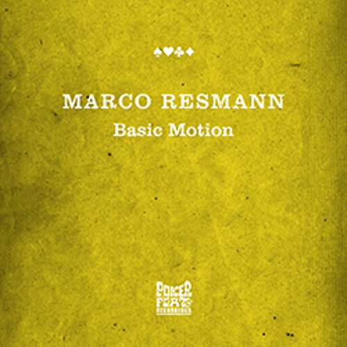 Marco Resmann - Basic Motion