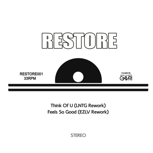 Feels So Good - (Ezlv Rework) [Vinyl only via Restore]
