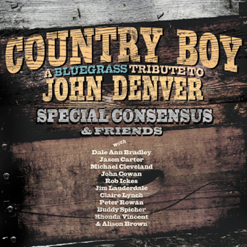 Special Consensus ft. John Cowan and Jason Carter - Take Me Home, Country Roads