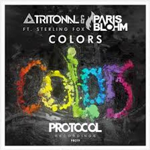 Tritonal & Paris Blohm ft. Sterling Fox - Colors (Code Nemesis RMX) Free Download
