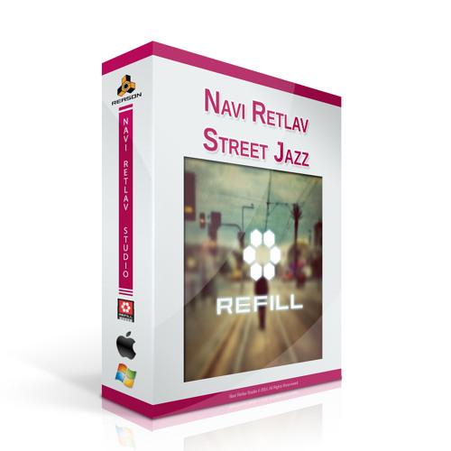 Navi Retlav - Street Jazz - Stereo on da street