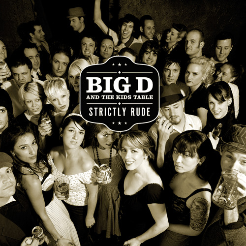 """Big D and The Kids Table - """"Shining On"""""""