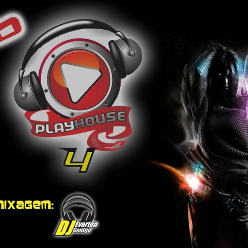 Cd Play House 2014 - by Dj Everton Gontijo