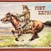 The Pony Express (lyrics by Tony & Allen - Vocal / Guitar by Allen Bailey)