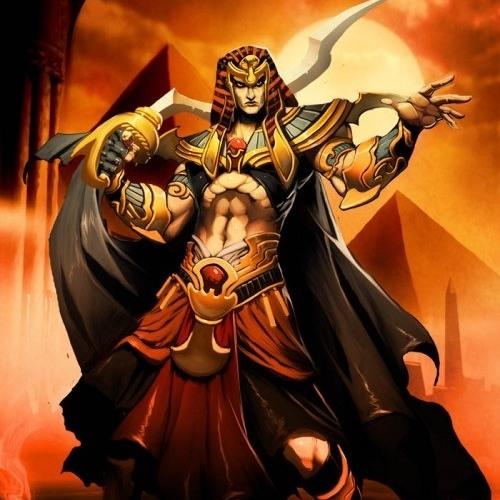Pharoah Ramses II