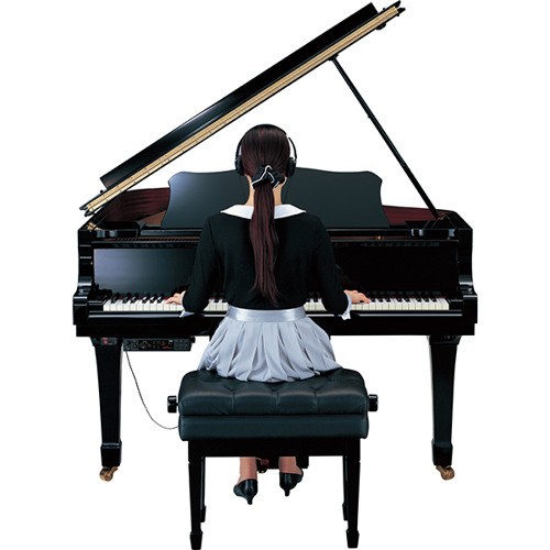 Piano 1:ラプソディ・イン・ブル-