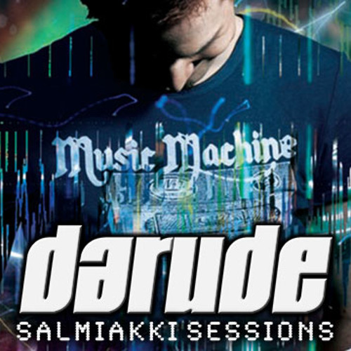 Salmiakki Sessions 105 - 228 - Live at Groove Cruise 2014, Randy Boyer & Darude